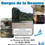 Visite découverte des Gorges de Labeaume