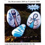 Exposition Crèches église de Labeaume