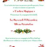 Noël des Enfants mercredi 11/12 à 18h